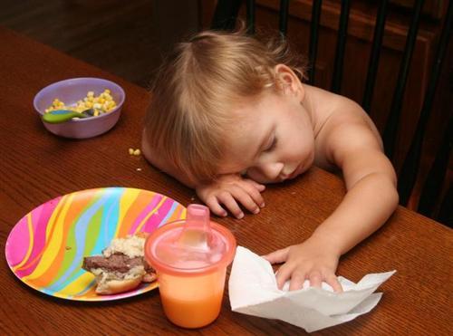 sleep-dinner